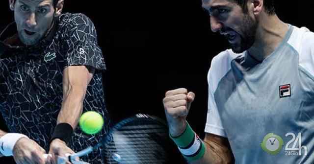 Djokovic - Cilic: Tie break căng thẳng & tấm vé như ý