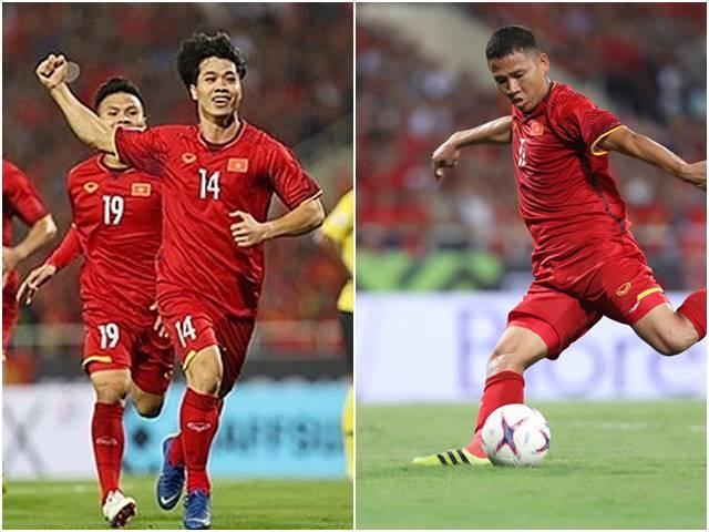 Giày đấu giúp Công Phượng - Anh Đức ghi bàn tại AFF Cup 2018