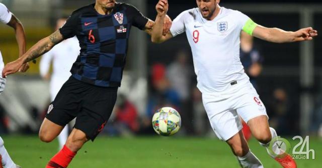 Trực tiếp bóng đá Anh - Croatia: Kane đá cắm, Rashford - Sterling trợ chiến -