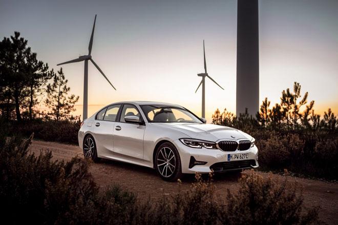 BMW giới thiệu phiên bản 330e 2019: Tiêu hao nhiên liệu đạt 1,7L/100km - 3