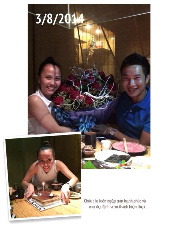 """Bà xã xinh đẹp được MC Hoa Thanh Tùng """"giấu kín"""" suốt 15 năm - 2"""