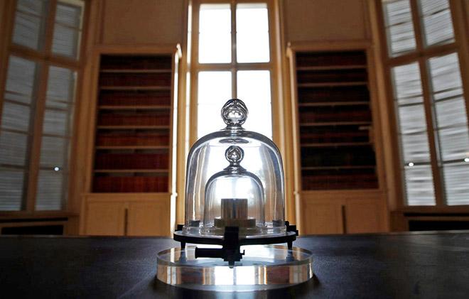 Đơn vị đo kilogram đã chính thức được xác định lại - 1
