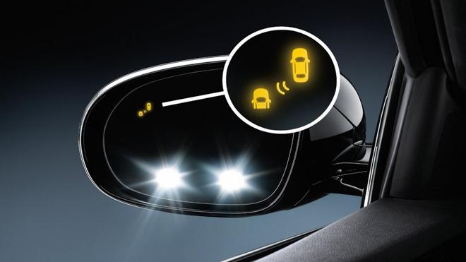 Hệ thống cảnh báo điểm mù là gì? - 2