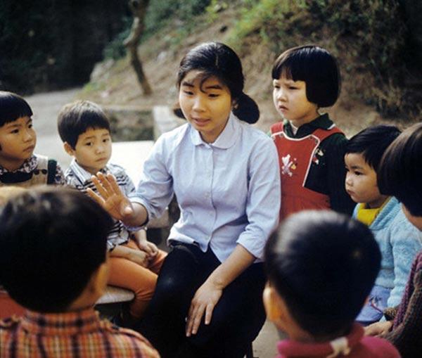 Những bức ảnh quý hiếm về nghề giáo thời chiến tranh - 7