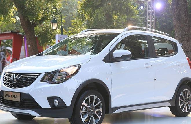 Giá lăn bánh các mẫu xe VinFast: Xe cỡ nhỏ Fadil từ 436 triệu đồng - 5