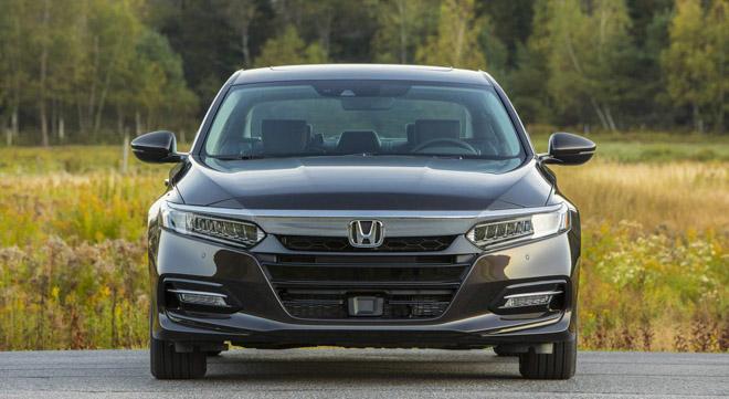 Honda Accord 2019 sắp ra mắt thị trường Đông Nam Á - 2