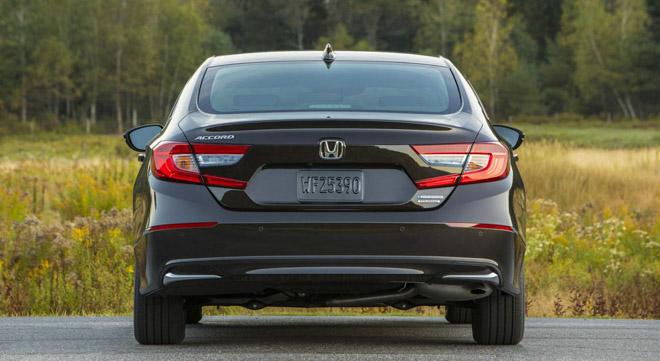 Honda Accord 2019 sắp ra mắt thị trường Đông Nam Á - 3