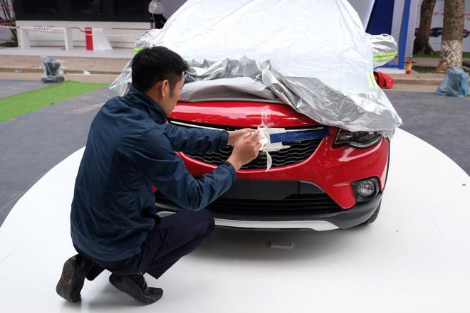 Lộ thông số kỹ thuật mẫu xe giá rẻ của VinFast - 4