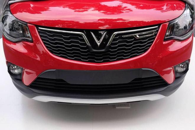 Lộ thông số kỹ thuật mẫu xe giá rẻ của VinFast - 8