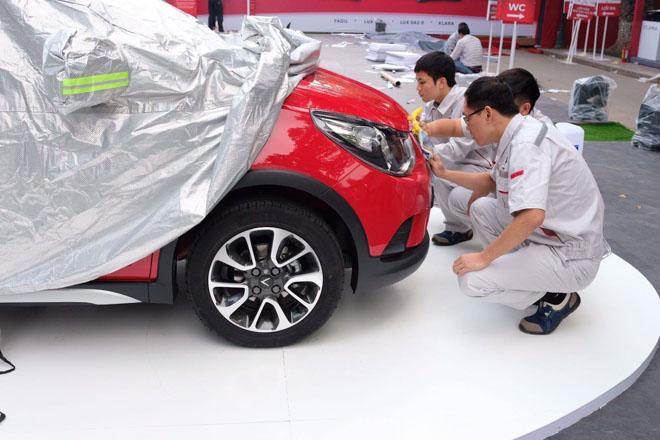 Lộ thông số kỹ thuật mẫu xe giá rẻ của VinFast - 7