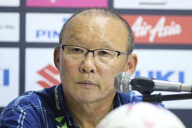ĐT Việt Nam bị tước oan bàn thắng: HLV Park Hang Seo nói gì về trọng tài? - 1