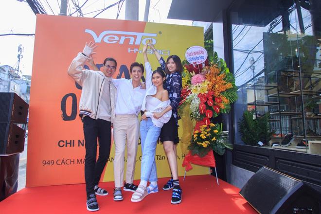 Phong cách Streetwear Nhật Bản gây sốt trong BST giày dép VENTO 2019 - 6