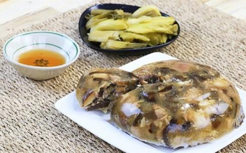 Hướng dẫn cách làm món Thịt gà nấu đông lạ miệng cho ngày Tết thêm đậm đà