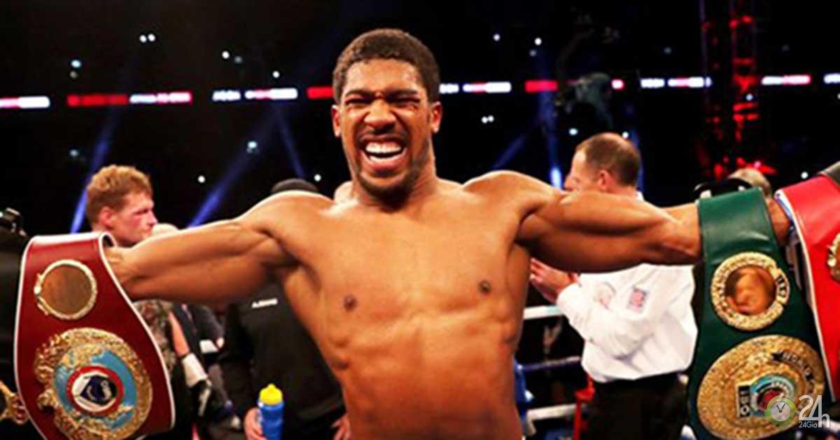 Tin thể thao HOT 20/11: Joshua có kẻ thách đấu mới