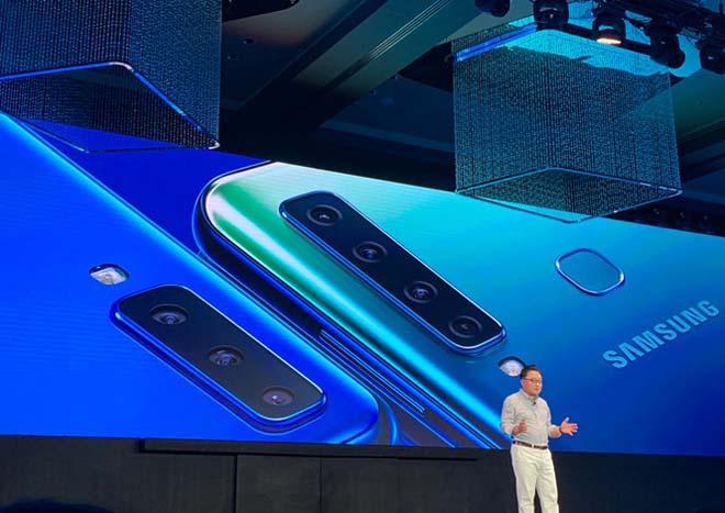 Điện thoại Galaxy F gập lại và S10 sẽ là bước ngoặt của Samsung - 1