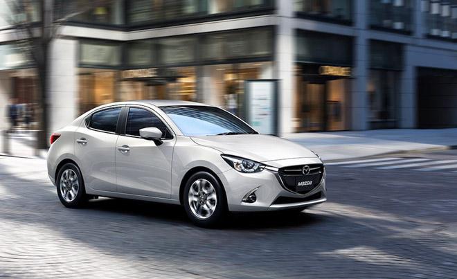 Mazda 2 Sedan 1.5AT 2018: Phá vỡ mọi giới hạn của xe cỡ nhỏ