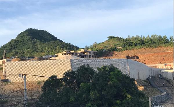 Cập nhật tình hình thi công dự án Marina Hill sau đợt mưa bão 18/11/2018 - 3