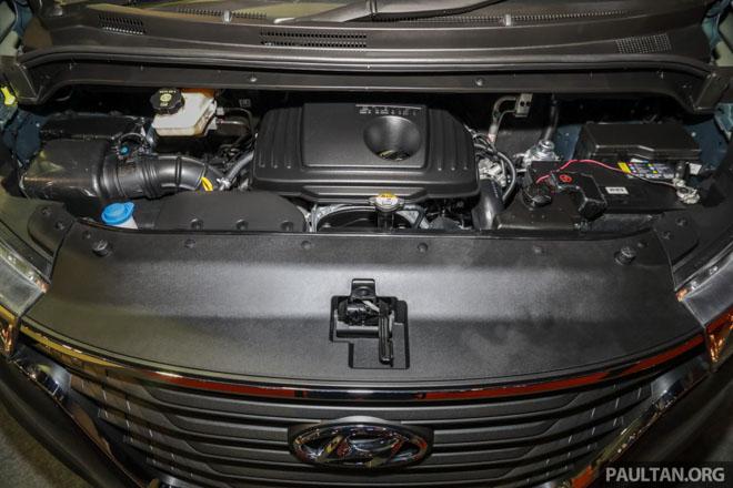 Hyundai mang Grand Starex 2019 thế hệ mới đến Malaysia - 13