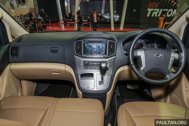 Hyundai mang Grand Starex 2019 thế hệ mới đến Malaysia - 4