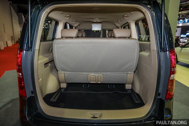 Hyundai mang Grand Starex 2019 thế hệ mới đến Malaysia - 8