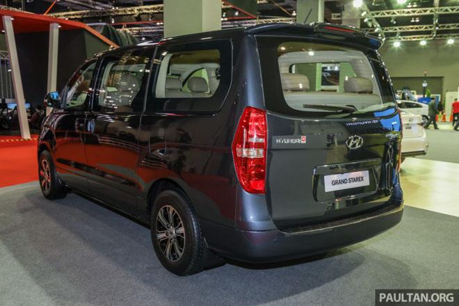 Hyundai mang Grand Starex 2019 thế hệ mới đến Malaysia - 2