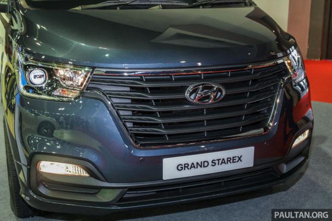 Hyundai mang Grand Starex 2019 thế hệ mới đến Malaysia - 10