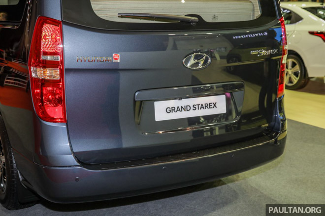 Hyundai mang Grand Starex 2019 thế hệ mới đến Malaysia - 12