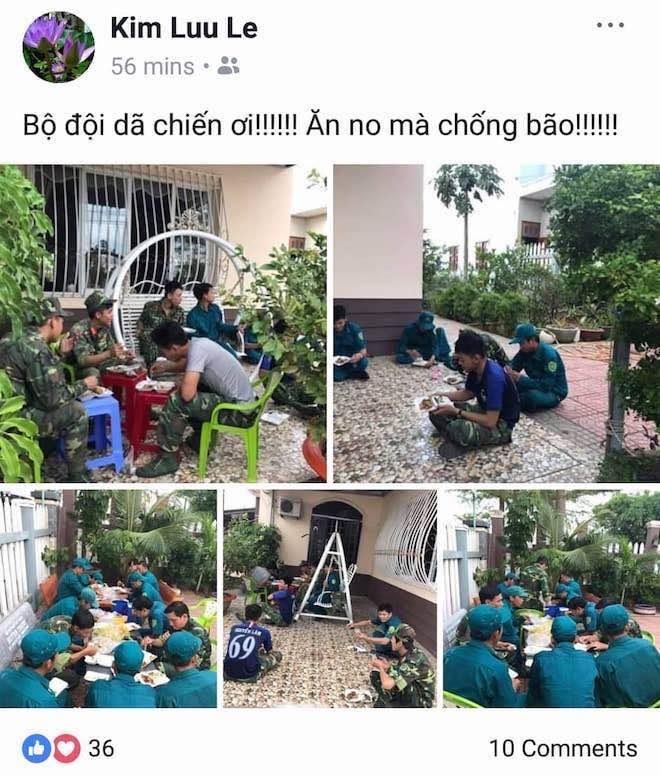 Dân mạng lo lắng trước cơn bão số 9 sắp đổ bộ Nam Bình Thuận tới Bến Tre - 6