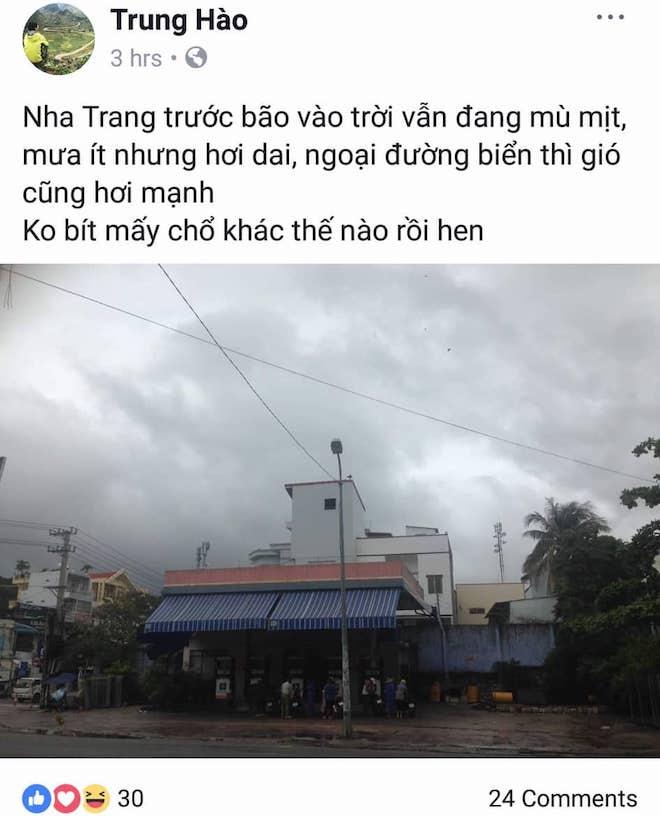 Dân mạng lo lắng trước cơn bão số 9 sắp đổ bộ Nam Bình Thuận tới Bến Tre - 4