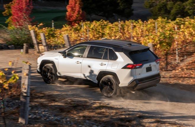 Toyota RAV4 2019 có giá từ 25.500 USD tại Mỹ - 2