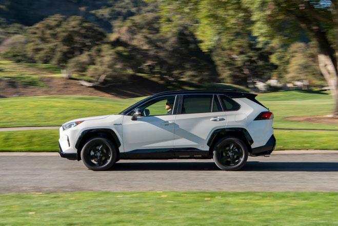 Toyota RAV4 2019 có giá từ 25.500 USD tại Mỹ - 6