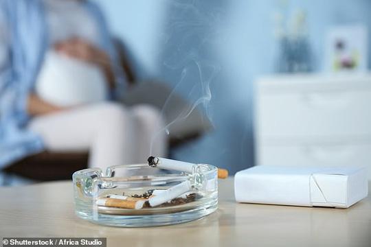 Thay đổi đáng sợ ở thai nhi nếu mẹ nhiễm khói thuốc lá - 1