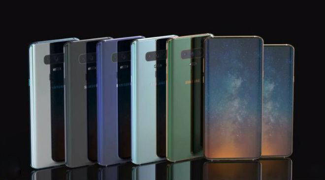 Samsung Galaxy S10 ba mắt đẹp không tì vết, các đối thủ nao núng - 6