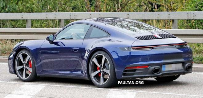 Porsche 911 thế hệ mới lộ diện trước thời điểm ra mắt chính thức - 12