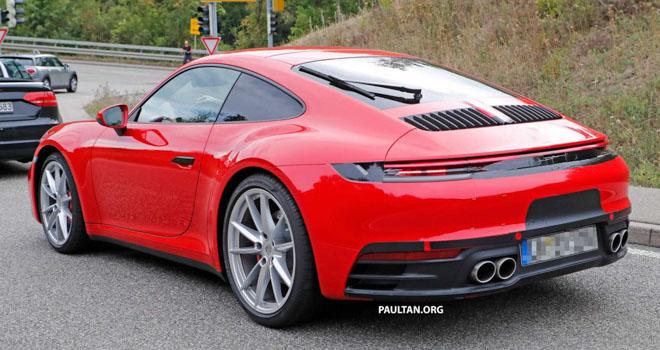 Porsche 911 thế hệ mới lộ diện trước thời điểm ra mắt chính thức - 6