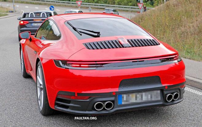 Porsche 911 thế hệ mới lộ diện trước thời điểm ra mắt chính thức - 7