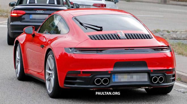 Porsche 911 thế hệ mới lộ diện trước thời điểm ra mắt chính thức - 8