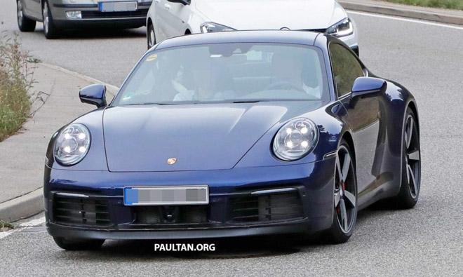 Porsche 911 thế hệ mới lộ diện trước thời điểm ra mắt chính thức - 9