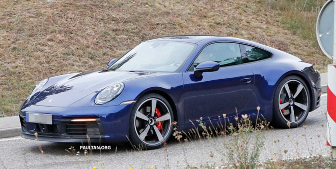 Porsche 911 thế hệ mới lộ diện trước thời điểm ra mắt chính thức - 10