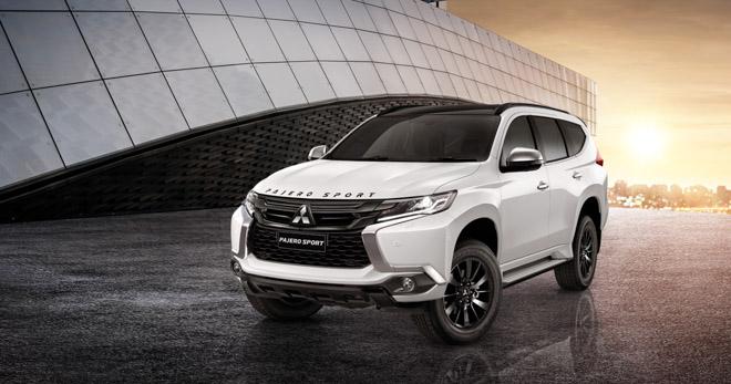 Mitsubishi Pajero Sport bổ sung thêm phiên bản thể thao Elite Edition: Giá bán từ 1,032 tỷ đồng - 1