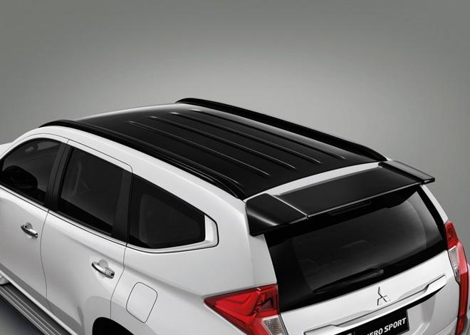 Mitsubishi Pajero Sport bổ sung thêm phiên bản thể thao Elite Edition: Giá bán từ 1,032 tỷ đồng - 2