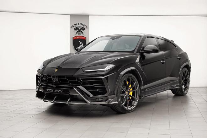 TopCar giới thiệu gói độ gần 900 triệu đồng cho Lamborghini Urus - 1