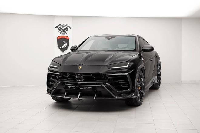 TopCar giới thiệu gói độ gần 900 triệu đồng cho Lamborghini Urus - 2