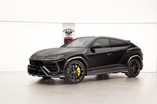TopCar giới thiệu gói độ gần 900 triệu đồng cho Lamborghini Urus - 6