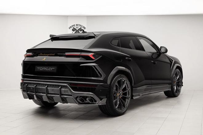 TopCar giới thiệu gói độ gần 900 triệu đồng cho Lamborghini Urus - 3