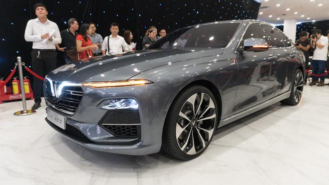VinFast sắp tăng giá loạt xe ôtô và xe máy điện từ tháng 1/2019 - 4