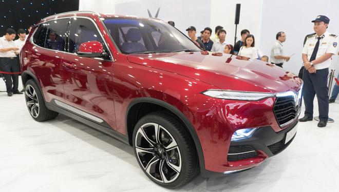 VinFast sắp tăng giá loạt xe ôtô và xe máy điện từ tháng 1/2019 - 1