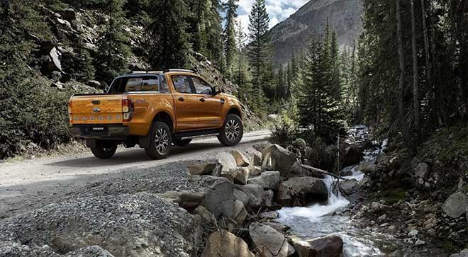 Bảng giá xe Ford Ranger 2018 cập nhật mới nhất ưu đãi giảm 20% khi mua phụ kiện tại đại lý - 4