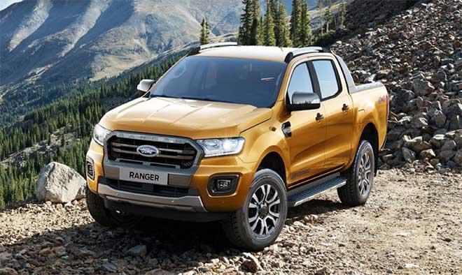 Bảng giá xe Ford Ranger 2018 cập nhật mới nhất ưu đãi giảm 20% khi mua phụ kiện tại đại lý - 3