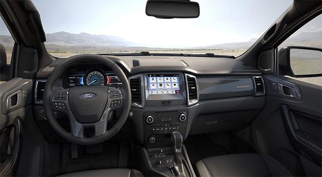 Bảng giá xe Ford Ranger 2018 cập nhật mới nhất ưu đãi giảm 20% khi mua phụ kiện tại đại lý - 6